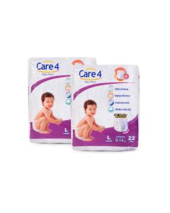 Care4 baby pants Large Pack of 2