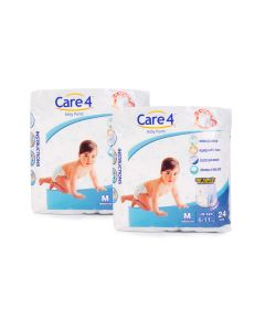 Care4 baby pants Medium Pack of 2