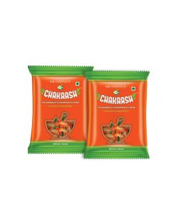 Dr. Vaidya's Chakaash - Chyawanprash Toffees - Pack of 50 toffees X 2