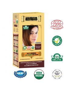 Indus Valley Botanical Chestnut Brown Hair Color