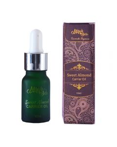 Mirah Belle Naturals Sweet Almond Carrier Oil 10ml