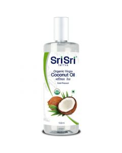 Sri Sri Tattva Organic Virgin Coconut Oil - 100ml
