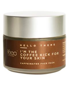 Kol by Keeo Body Scrub and Face Pack Combo