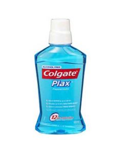 Colgate Mouthwash Plax Peppermint 60ml