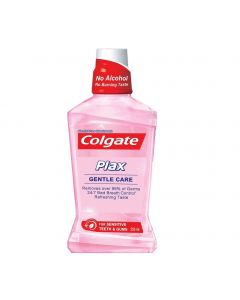 Colgate Mouthwash Plax Sensitive Alcohol Free 250ml