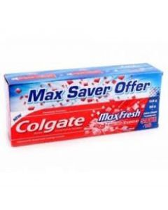Colgate Toothpaste Maxfresh Spicy Red Gel 300gm