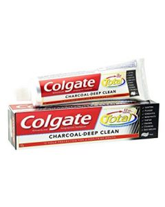 Colgate Toothpaste Total Charcoal 120gm