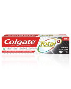 Colgate Total Charcoal Deep Clean Toothpaste 120 gm