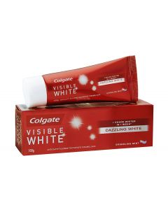 Colgate Toothpaste Visible White 100gm