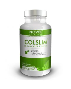 COLSLIM TM 400MG CAPSULES - FAT BURNER