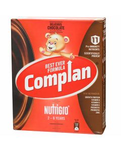 Complan Best Ever Formula Nutrigro Delicious Chocolate Flavour 400gm