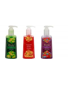 Zuci Fruit Hand Wash Pack of 3 (Cool Citrus, Ripe Berry & Tropical Fruit)