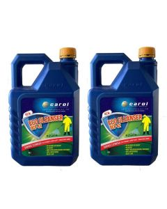 Carol Eco Cleanser Disinfectant Surface Cleaner, Suitable for Hard & Soft Surfaces, Kills 99.9% of Germs, 4 Litres