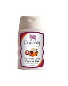 Cowpathy Panchgavya Shower Cream, 100 gm