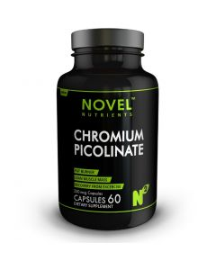 CHROMIUM PICOLINATE 250 MCG - FAT BURNER