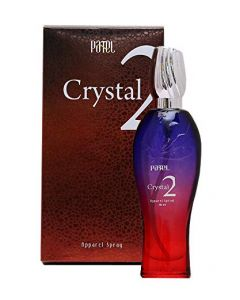 Patel Perfumes Crystal-2 60 Ml Apparel Unisex Perfume Long Lasting (For Men & Women)