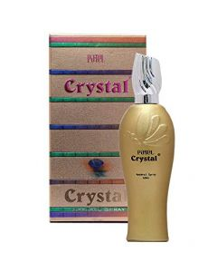 Patel Perfumes Crystal 60 Ml Apparel Unisex Perfume Long Lasting (For Men & Women)