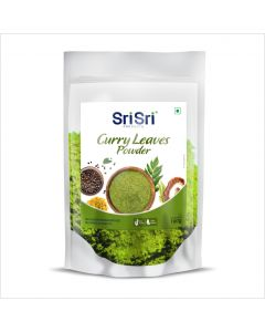 Sri Sri Tattva Curry Leaves Powder - 100gm
