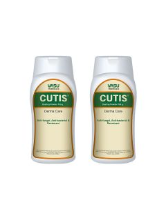 Cutis Dusting Powder 100gm (Pack of 2)