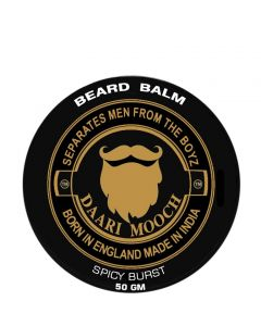 DAARIMOOCH BEARD BALM (SPICY BURST)