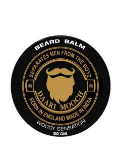 DAARIMOOCH BEARD BALM (WOODY SENSATION)