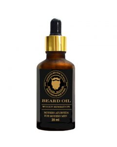 DAARIMOOCH BEARD OIL TRIAL PACK (WOODY SENSATION)