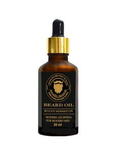 DAARIMOOCH BEARD OIL (WOODY SENSATION)