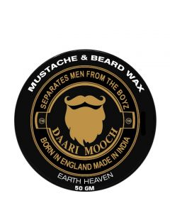 DAARIMOOCH MUSTACHE & BEARD WAX (EARTHY HEAVEN)