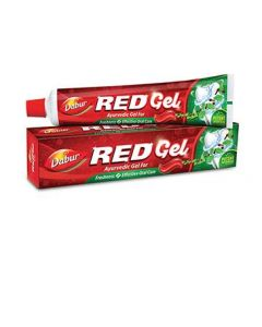 Dabur Red Toothpaste Ayurvedic Gel 80gm