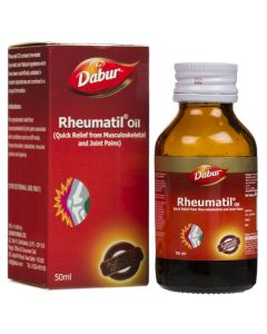 Dabur Rheumatil Oil 50ml