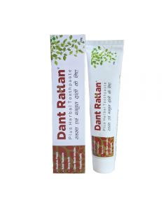 Dant Rattan Herbal Plus Toothpaste 100gm