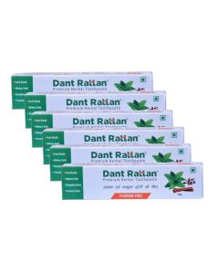 Dant Rattan Herbal Primium Toothpaste 100gm