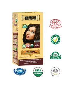 Indus Valley Botanical Dark Brown Hair Color