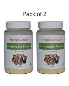 Dashamool Powder - 100 gms - Pack of 3