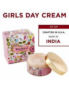 Teenilicious SPF Day Cream With Vitamin F, Hyaluronic Acid For Face & Body, Men and Women, 50 gms