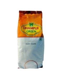 Dhampur Green Bura Sugar 500 gm