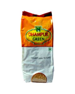 Dhampur Green Demerara Sugar (Brown Sugar) 500 gm