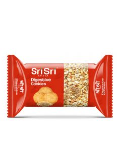 Sri Sri Tattva Digestive Cookies - 60gm