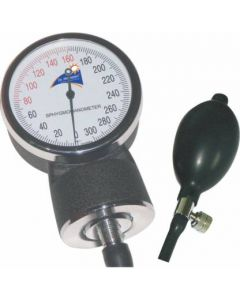 Dr. Morepen Dial Type Aneroid Sphygmomanometer BP Monitor SPG-06 Bp Monitor (Black)