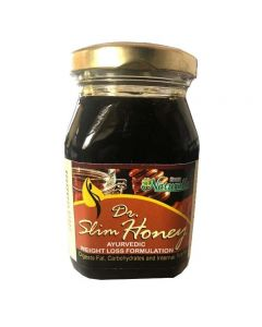 Farm Naturelle-Finest Doctor Slim Honey-Slimming/weight loss/fat loss Forest honey with herbs - 250 Grams (Pack of 1)
