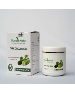 Pramukh Herbs Dark Circle Cream - 50 g