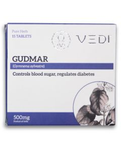 Vedi Gudmar 500mg (15 Tablets)