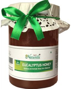Farm Naturelle (Farm Natural Produce) Eucalyptus Forest Raw Un-Processed Honey 815 Grams