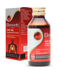 Elements wellness Cof-Nil Cough Relief Formula 100ML