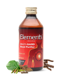 Elements Wellness Multi Gard Blood Purifier200ml