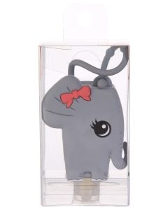 Zuci Hand Sanitizer with Elephant Bag Tag - 30ml