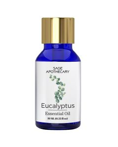 Sage Apothecary Eucalyptus Essential Oil - 10ml