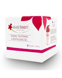 everteen Vaginal Tightening and Revitalizing Gel for Women - Large Pack - (50gm)