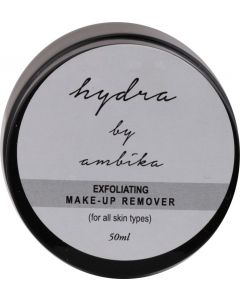 Hydra by Ambika Exfoliating Make Up Remover 50ml