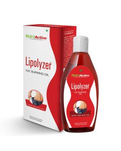 Nutroactive Lipolyzer Fat Burning Oil (225 Ml)